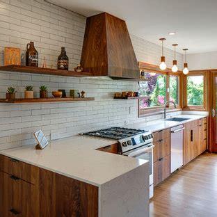 popular midcentury modern kitchen design ideas