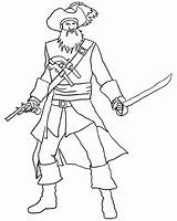 Pirate Coloring Pages Downloadable Freely Printable Clipartqueen Via sketch template