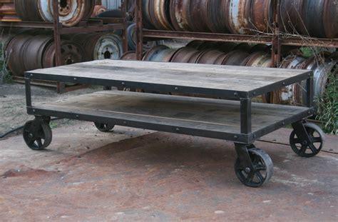 kitchen islands wheels combine 9 industrial furniture coffee table
