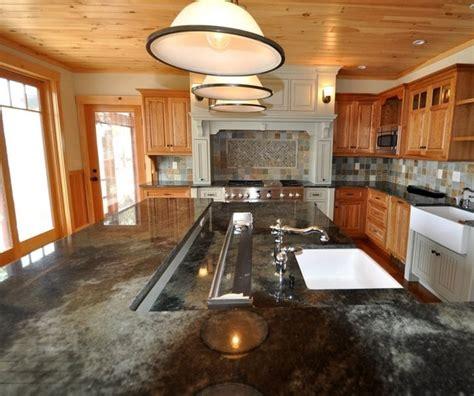 multi level kitchen island large multi level island farmhouse kitchen boston