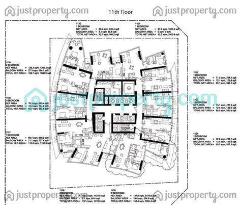 damac heights floor plans justpropertycom