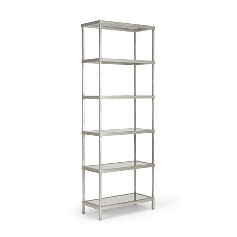 Silver Etagere by Chelsea House Silver Etagere 381710 Bellacor