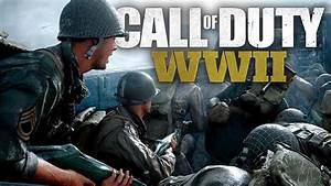 Call Of Duty Ww2  01 - Invas U00e3o Na Normandia  Cod Wwii Dublado Pt-br