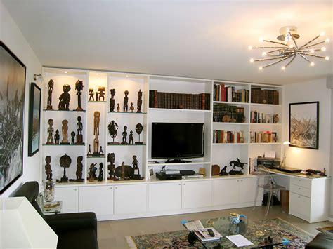 meubles bureau design réalisations agencement mbc aménagement intérieur