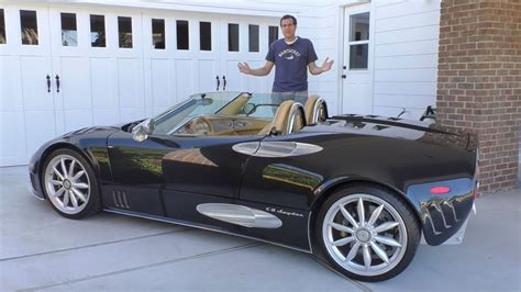 The Spyker C8 Is The Quirkiest 0,000 Exotic Car In