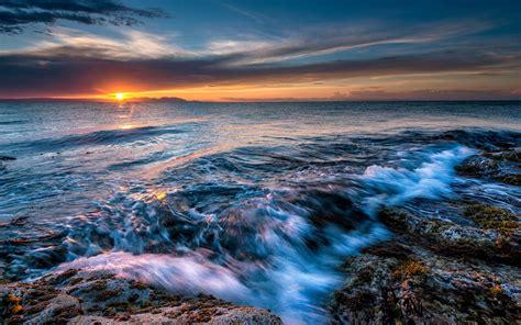 Ocean Waves Desktop Background 572104 : Wallpapers13.com