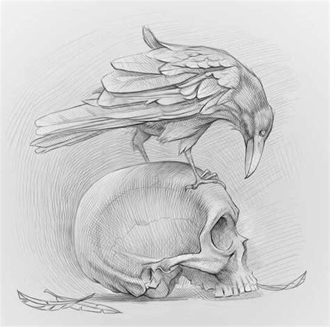 Pin Vim Henson Ravens Crows Pinterest Raven