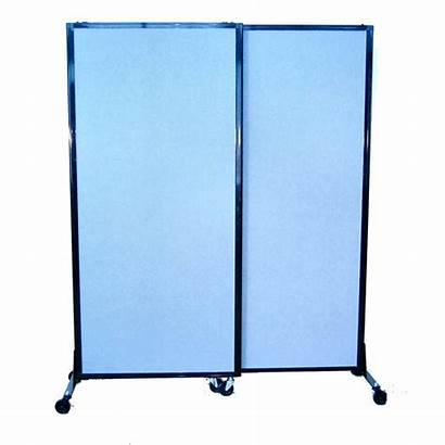 Sliding Wheels Wall Divider Partition Mobile Panel