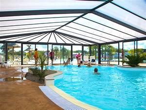 Lannion camping les alizes plein air vacances for Camping perros guirec piscine couverte