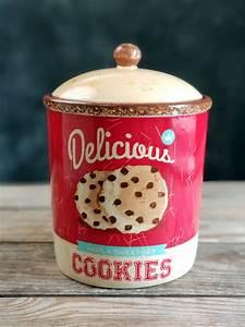 Retro, Cookie, Jar
