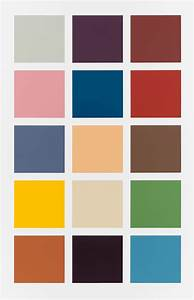 Gerhard Richter U0026 39 S Legendary Color Charts Turn 50