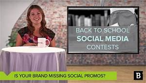 3 social contests that stand out this Back-to-School ...
