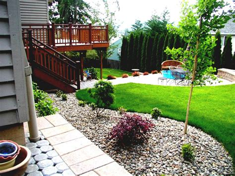 inexpensive backyard landscaping cheap garden landscaping ideas