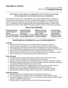 Collections Manager Resume by Collections Account Manager Sle Resume Menu Templates Microsoft Word