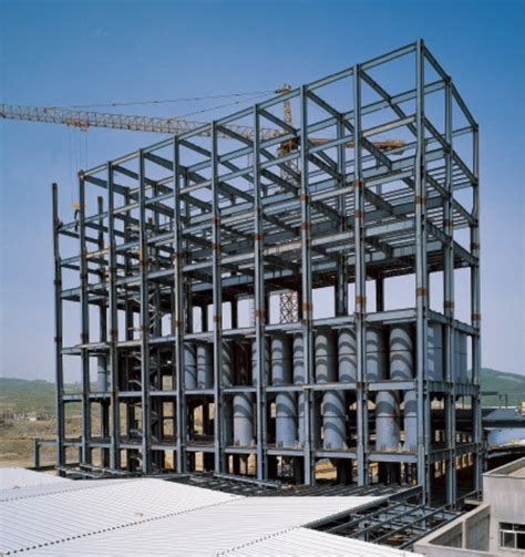 design and construction steel buildings and structures