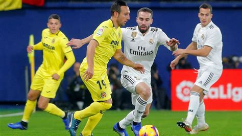 Villarreal - Real Madrid: The day to decide the future of ...
