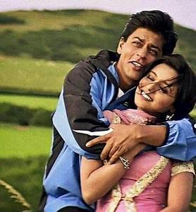 Shahrukh Khan & Rani Mukherjee / Kuch Kuch Hota Hai ...