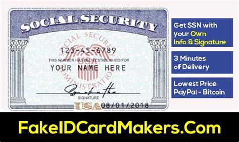 usa social security card template psd ssn psd generator