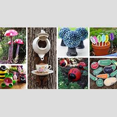 29 Best Diy Garden Crafts (ideas And Designs) For 2017