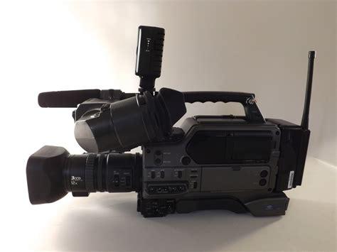 broadcast video cameras barkode props