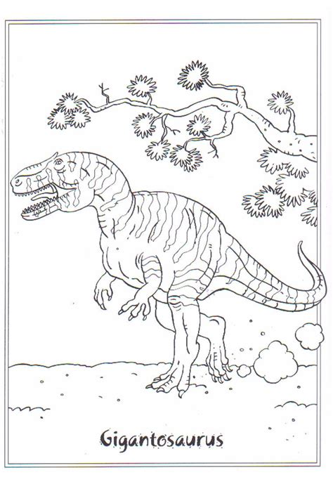 kids n fun com 23 coloring pages of dinosaurs 2