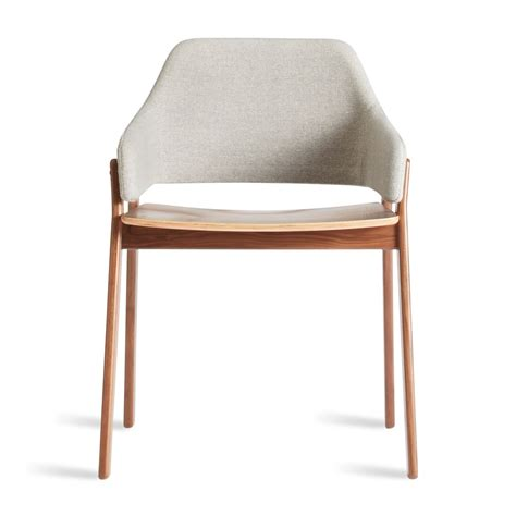 clutch dining chair curved back dining chair dot