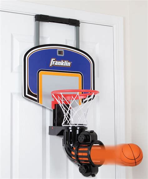 automatic return indoor basketball net gadgets matrix