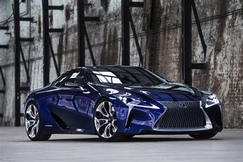 lexus concept lf lc lexus lf lc concept confirmed for production report