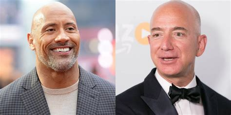 Jeff Bezos and The Rock Bond Over 'Rampage', Should Become ...
