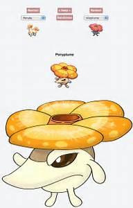 random Pokemon fusion generator Ponyplume