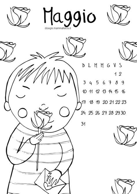 calendario mese di luglio 2019 da stare calendario da colorare maggio 2015 disegni mammafelice