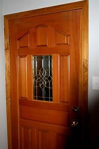Wooden, Entry, Door, Picture