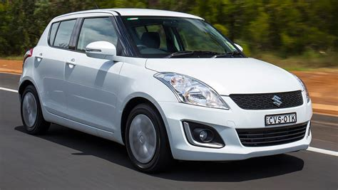 suzuki swift  review carsguide