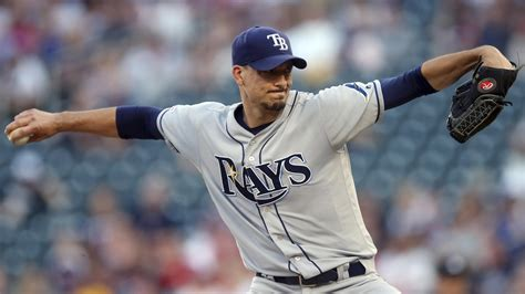 rays charlie morton austin meadows named al  stars