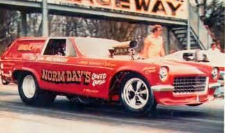 70s Drag Racing Car Names