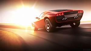 Lamborghini Racing CGI Wallpaper HD Car Wallpapers ID
