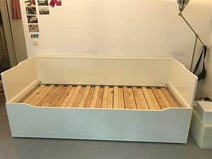 Ikea Bett Ausziehbar : ikea bett hemnes ausziehbar mit bettkasten in frankfurt betten kaufen und verkaufen ber ~ Orissabook.com Haus und Dekorationen