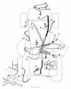 Husqvarna Z4217 Wiring Diagram