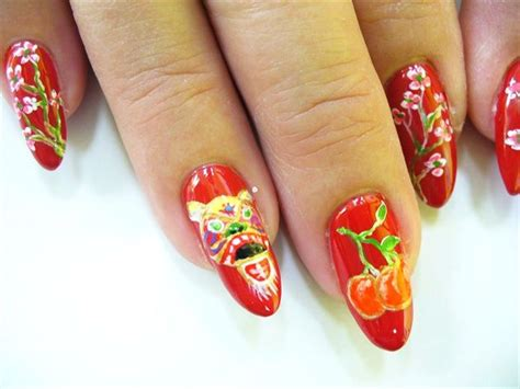 Chinese New Year! By Jtnailz