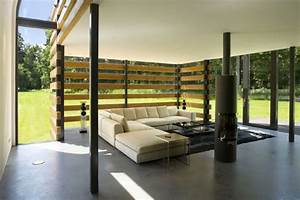 Redesigned Barn House Into Modern House Design With Metal