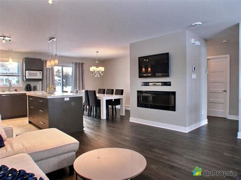 decoration salon avec cuisine ouverte cuisine deco maison cuisine ouverte chaios cuisine