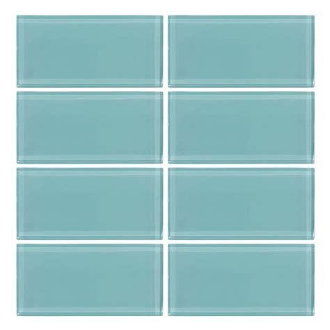 mosaic tiles for bathroom walls jeffrey court may 3 in x 6 in glass wall tile 8