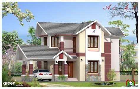 Home Design 1 Bhk : 3 Bhk Kerala Home Design In 1680 Sq Ft