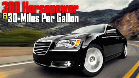 horsepower cars    miles  gallon