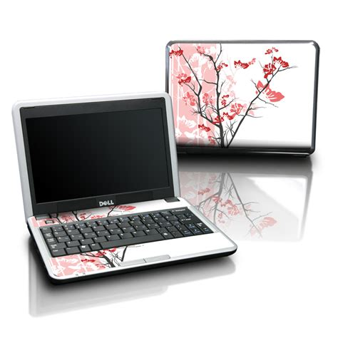 dell mini skin pink tranquility decalgirl
