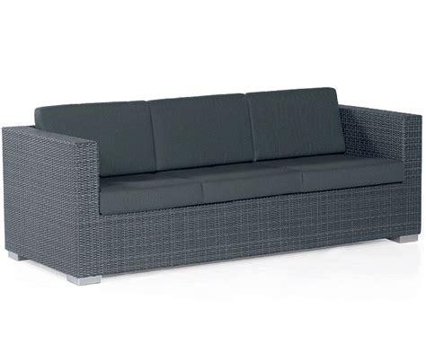 polyrattan tisch 60x60 sonnenpartner lounge couchtisch 60x60 residence polyrattan design tisch graphit 80070962