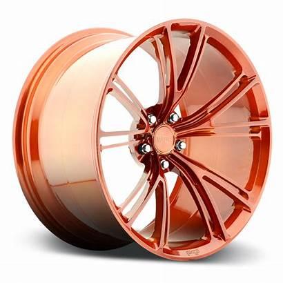 Ritz Niche Wheels Custom Forged Lug Chrome