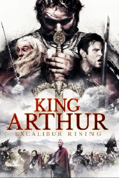 King Arthur: Excalibur Rising (2017) TORRENT HD ...