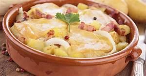 Recette Tartiflette Traditionnelle : recette tartiflette savoyarde 750g ~ Melissatoandfro.com Idées de Décoration