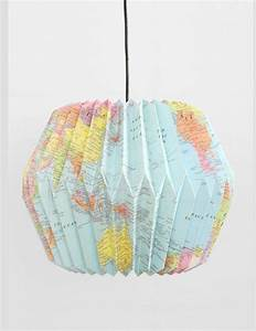 Papier Selber Machen : lampen selber machen 25 inspirierende bastelideen ~ Frokenaadalensverden.com Haus und Dekorationen